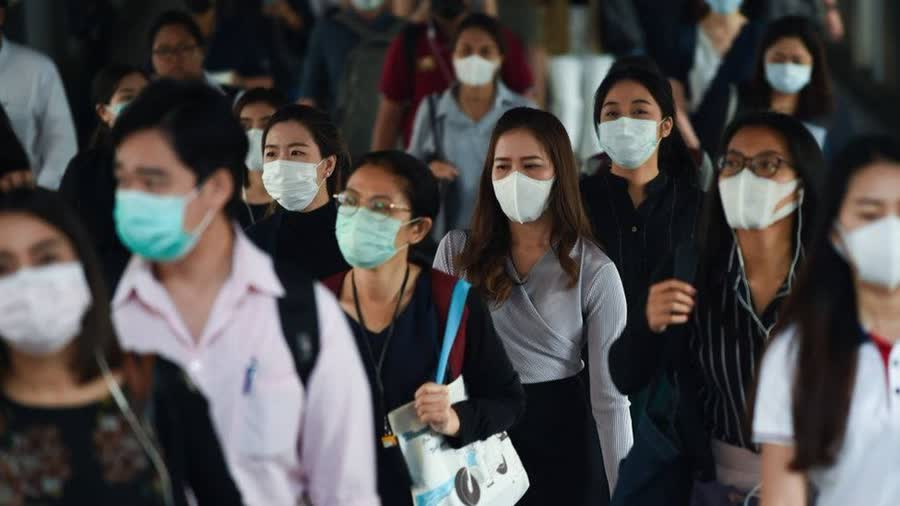 Epidemiology Division Expects COVID-19 Infections in Bangkok to Decline in Next 4-6 Weeks